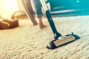 Floor Carpet Clean With Handy cleaner